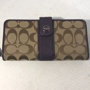 Really Nice Coach wallet